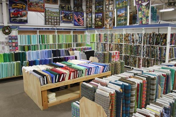 Zinck 39 s fabric outlet lancaster coupons near me in east for Fabric outlet near me
