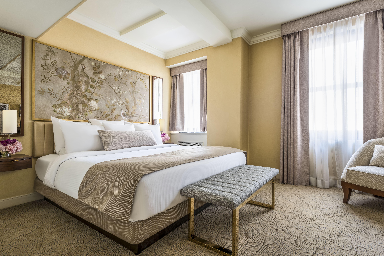 King Room at Warwick Allerton - Chicago