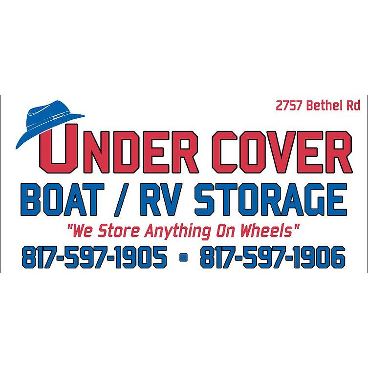 Under Cover Boat/RV Storage