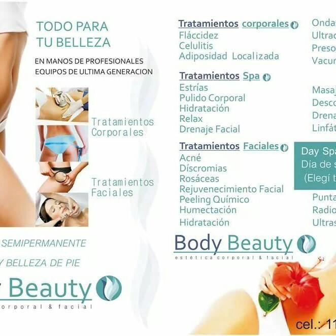 Body Beauty - Spa de Belleza & Relax