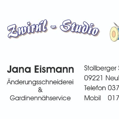 Bild zu Eismann Jana Zwirn`l-Studio in Neukirchen im Erzgebirge