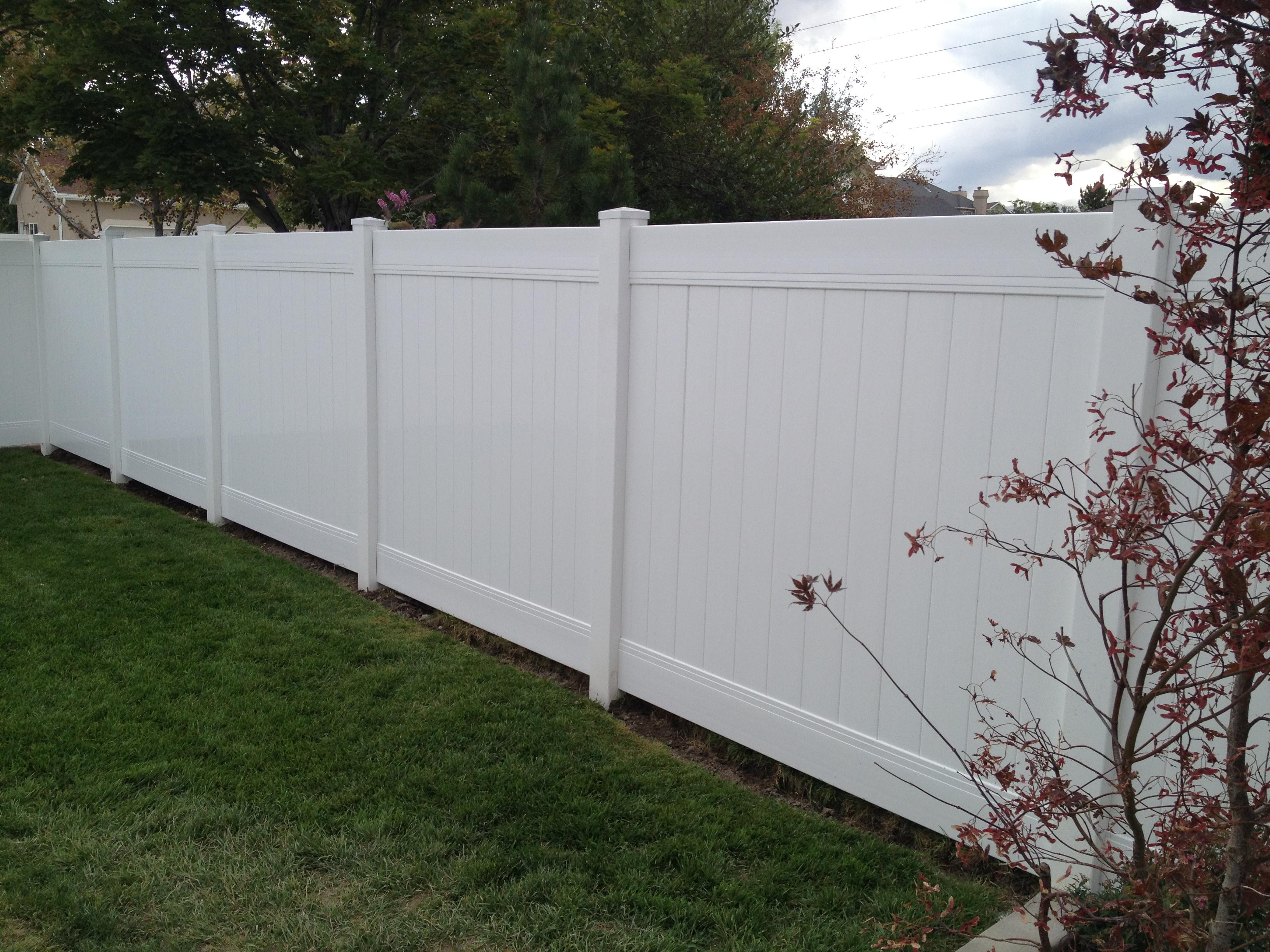 Crown Vinyl Fence Inc Salt Lake City Utah Ut
