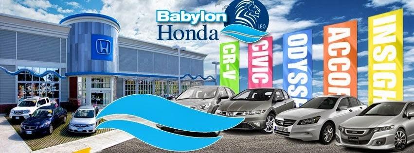 Babylon honda in west babylon ny 631 669 8 for West babylon honda