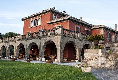 Villa Monte D Oro Grottaferrata Rm