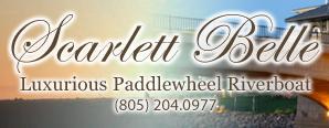 Scarlett Belle Paddlewheel Wedding & Event Charter Cruises