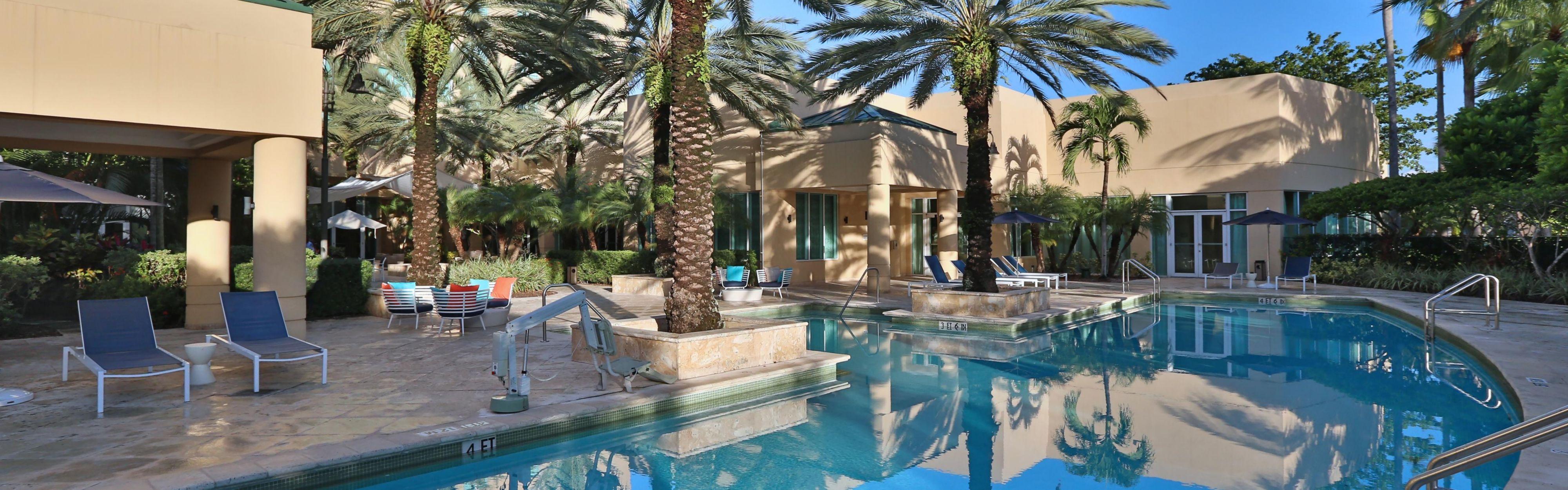 Hotels Near Dolphin Mall And Miami International Mall