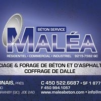 Malea Beton Service - Granby, QC J0E 2A0 - (450)770-7011 | ShowMeLocal.com