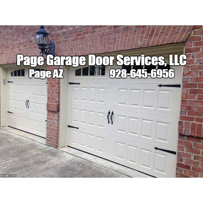 Page Garage Door Services, LLC