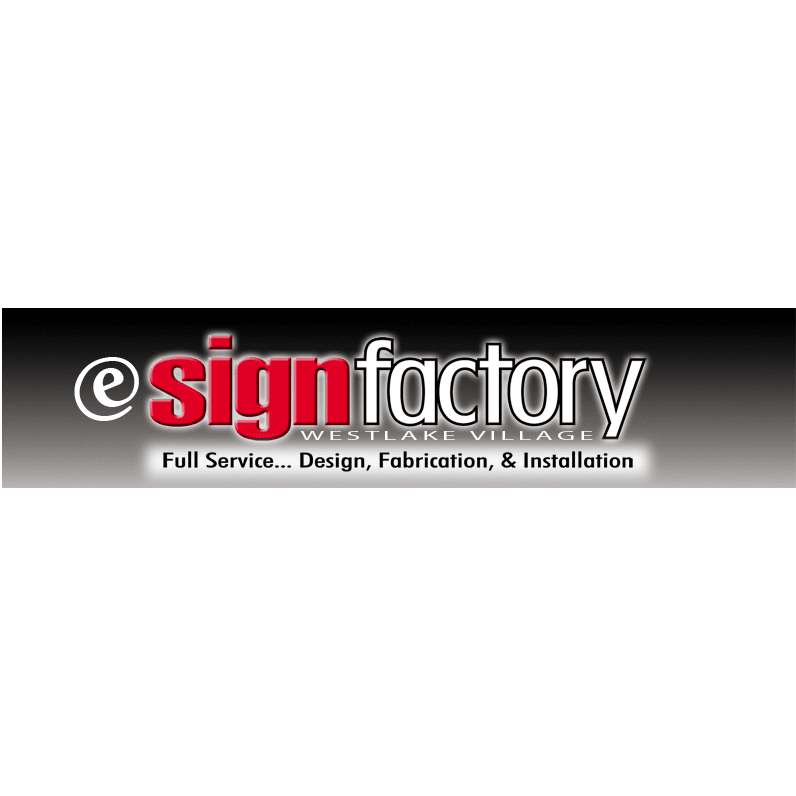 Sign Factory - Westlake Village, CA - Telecommunications Services