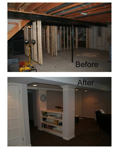 Michigan Basement Contractors