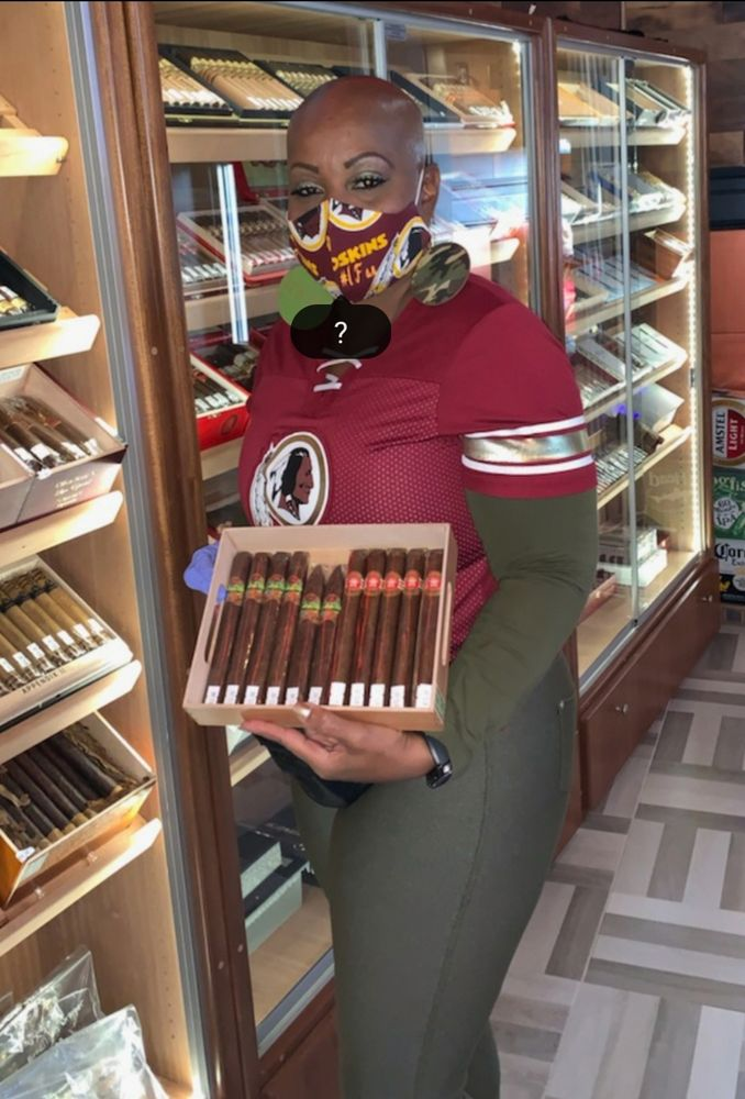 If you want to visit the best cigar shop in Washington DC, Petworth Cigars is the one for you. They feature a great atmosphere and stellar employees, as well as a wide variety of cigars that you may not find in many other cigar shops.