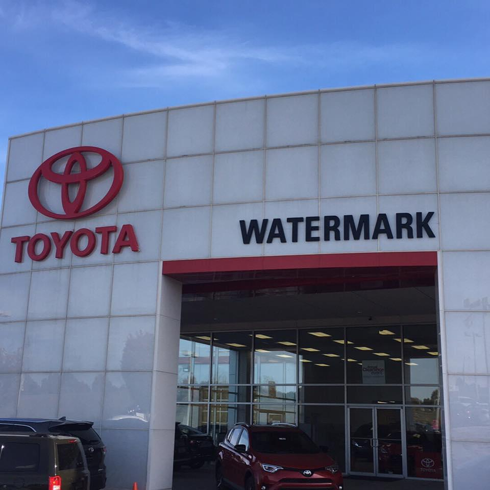 Watermark Toyota In Madisonville Ky 42431