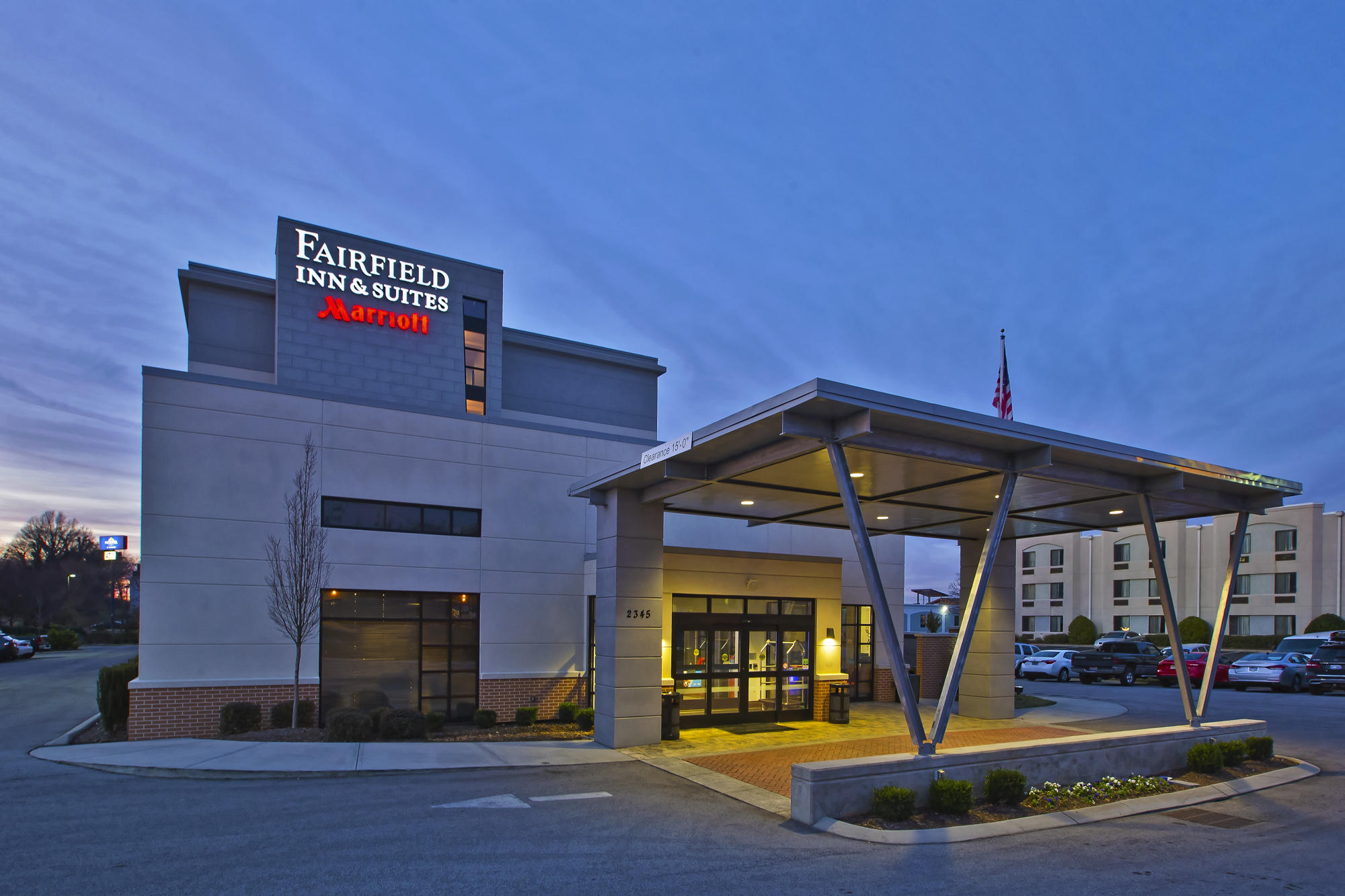 Http Www Marriott Com Hotels Travel Chafi Fairfield Inn And Suites Chattanooga