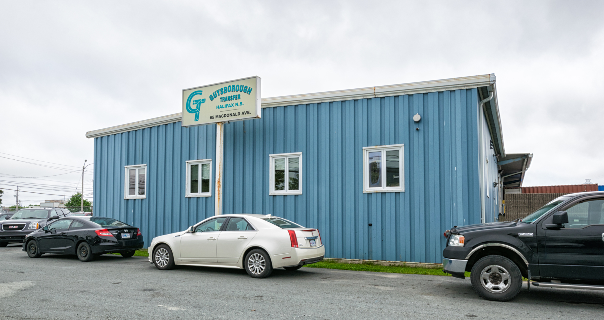 Guysborough Transfer Ltd à Dartmouth
