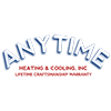 Air Conditioning Contractor in GA Alpharetta 30004 Anytime Heating, Cooling and Plumbing 100 Crowe Rd  (770)504-5881