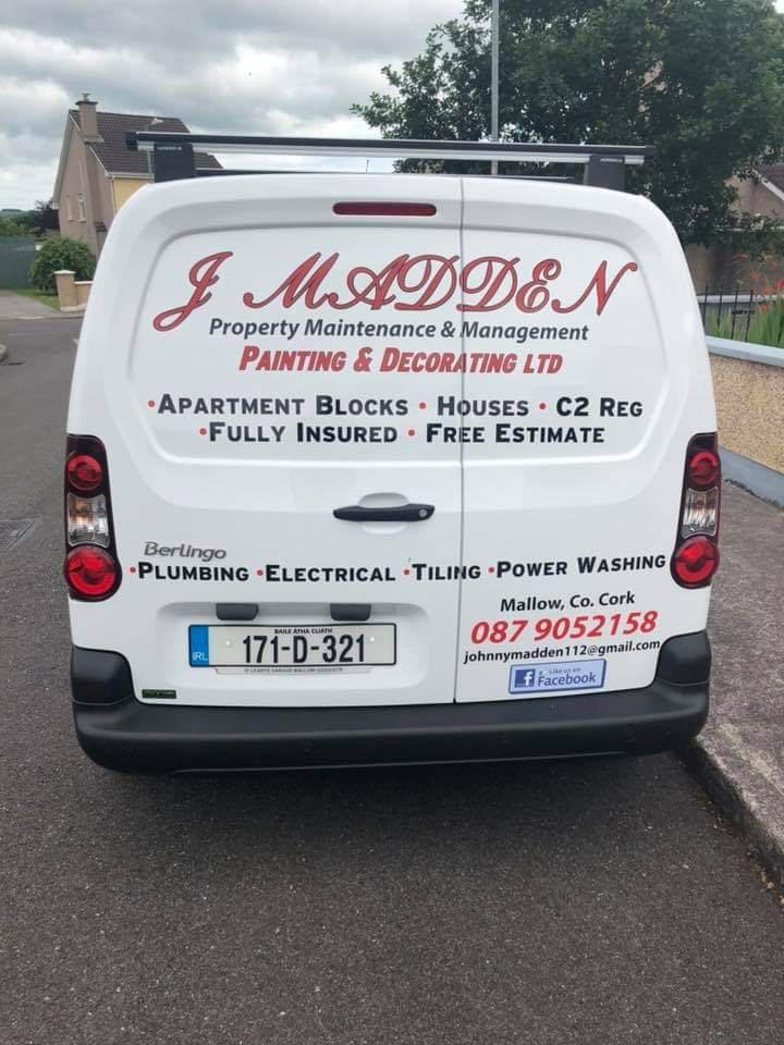 J Madden Property Maintenance and Management