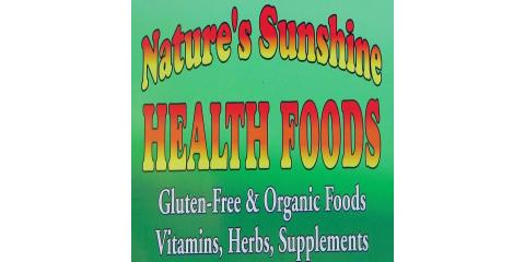 Nature's sunshine coupons