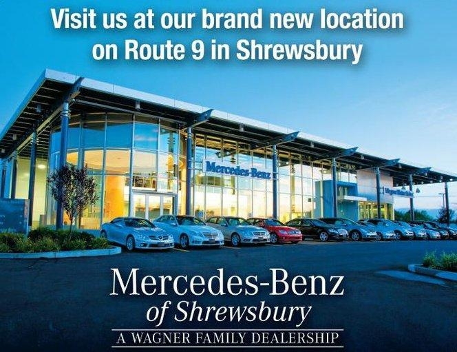 wagner mercedes benz of shrewsbury in shrewsbury ma 508