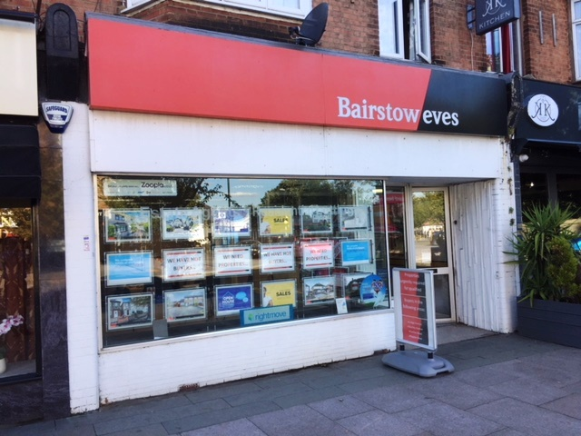Bairstow Eves Estate Agents Gidea Park - CLOSED