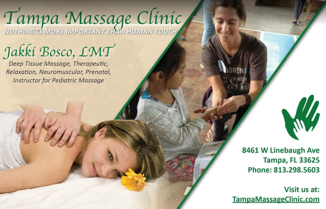 Tampa Massage Clinic Massage Tampa Florida