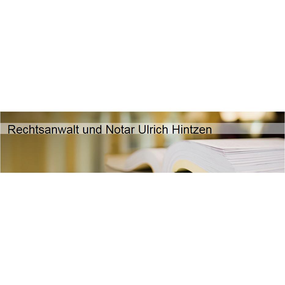 Bild zu Rechtsanwalt und Notar Ulrich Hintzen in Oberhausen im Rheinland