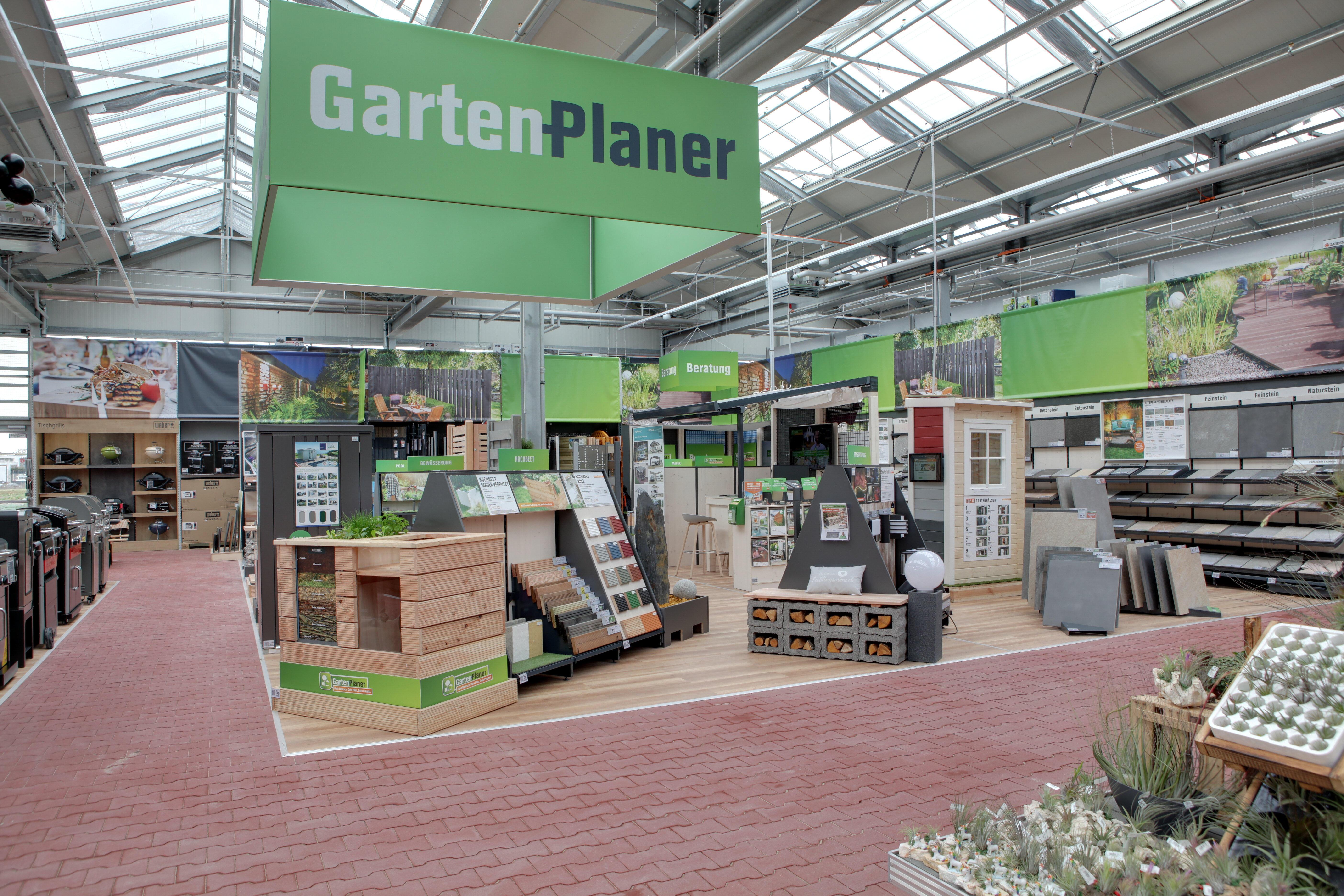 OBI Gartenplaner Mühlhausen