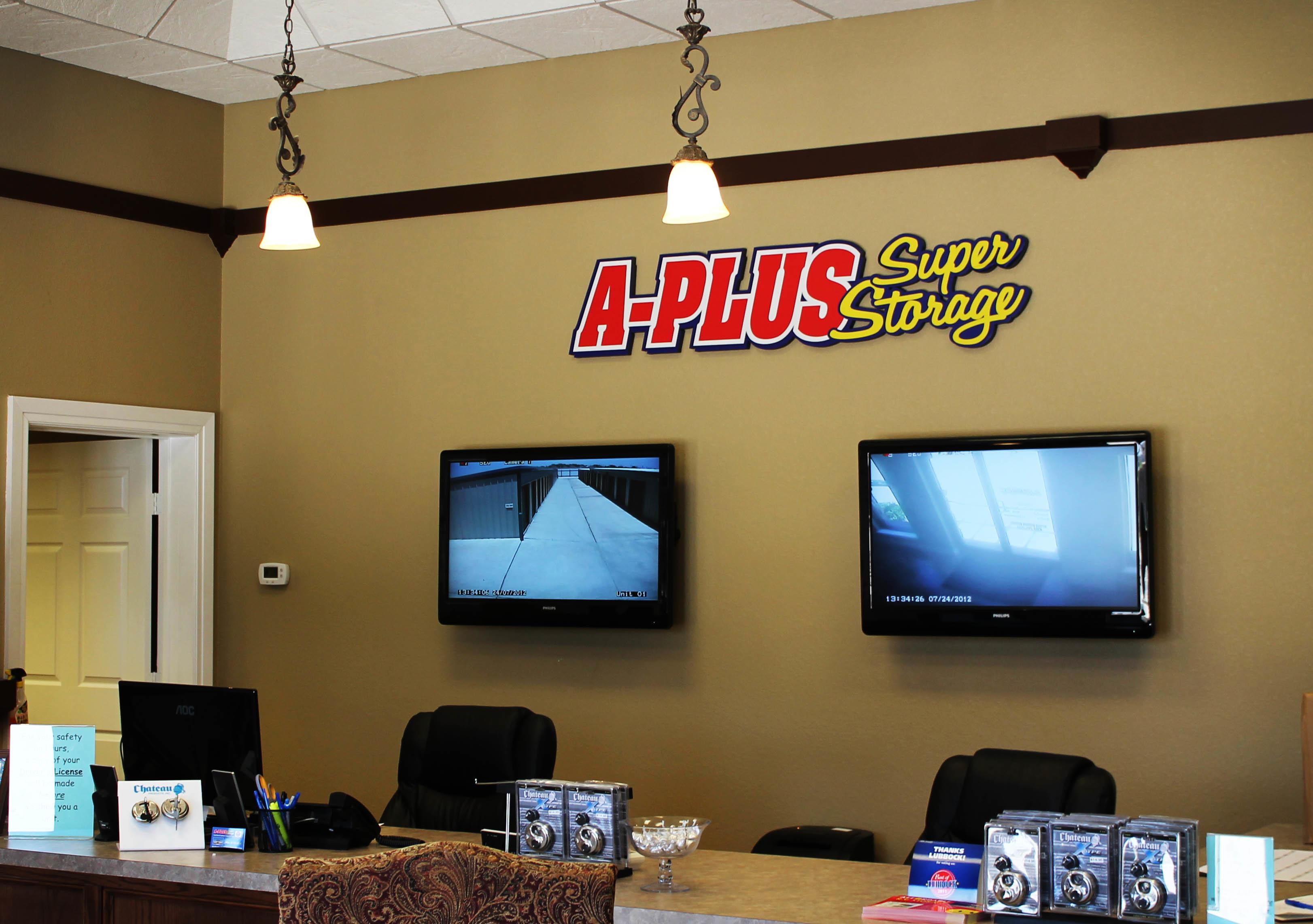 A-Plus Super Storage Lubbock
