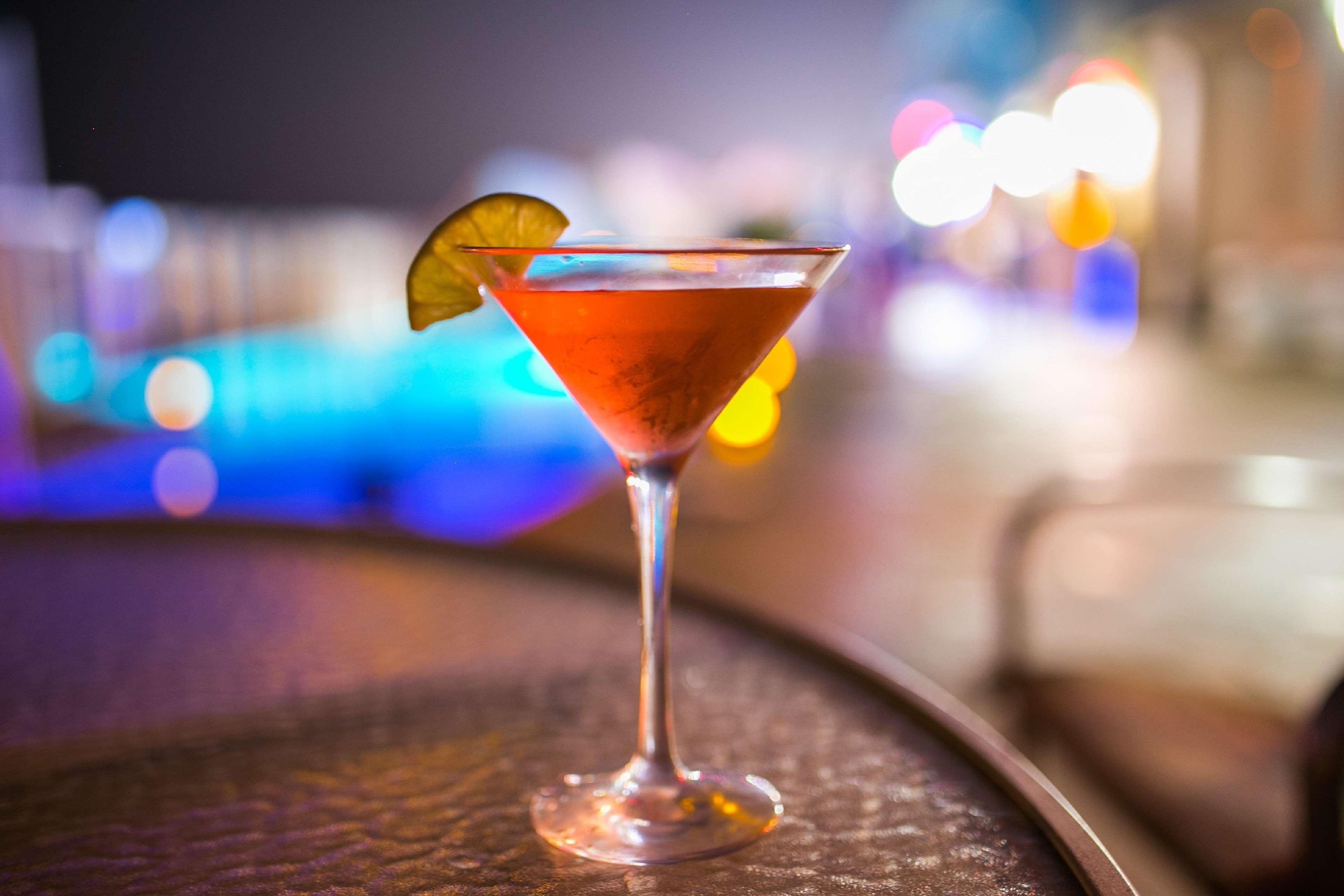 Sky Bar Cocktail