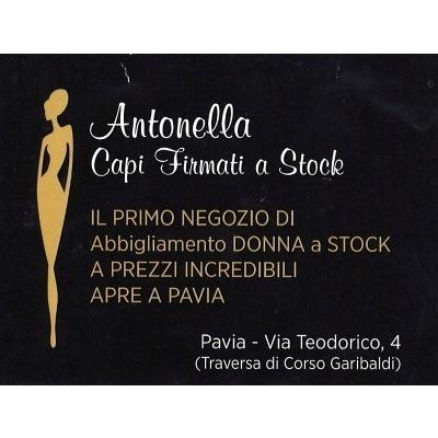 buy popular 13d14 0c6ab Antonella Capi Firmati a Stock - ABBIGLIAMENTO E ACCESSORI ...