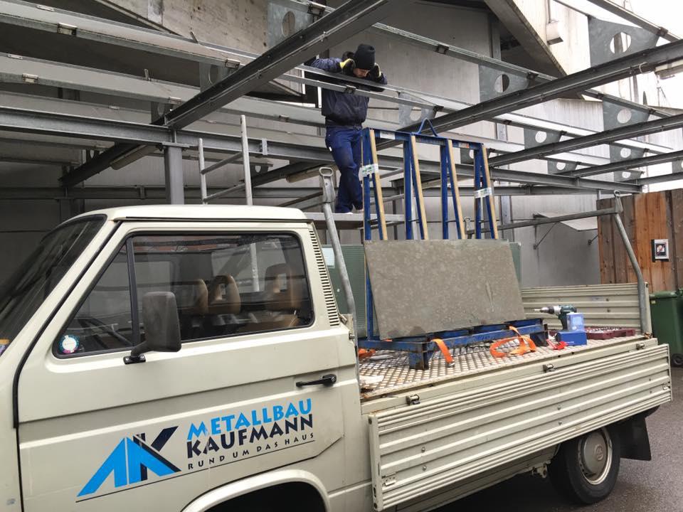 Metallbau Kaufmann GmbH