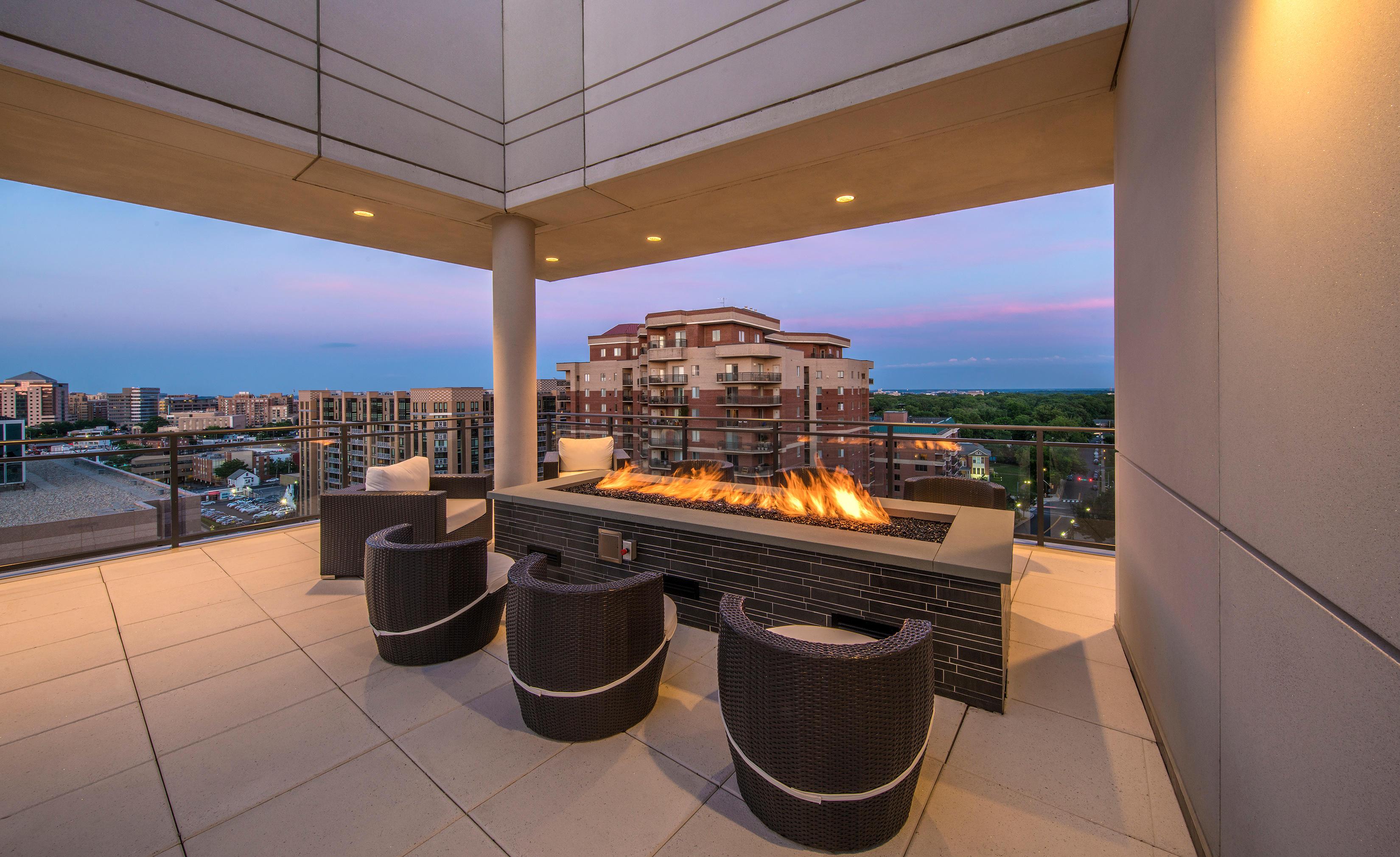The Latitude Apartments Arlington Va