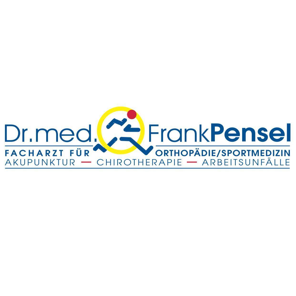 Bild zu Praxis für Orthopädie und Sportmedizin Dr. Frank Pensel in Kulmbach