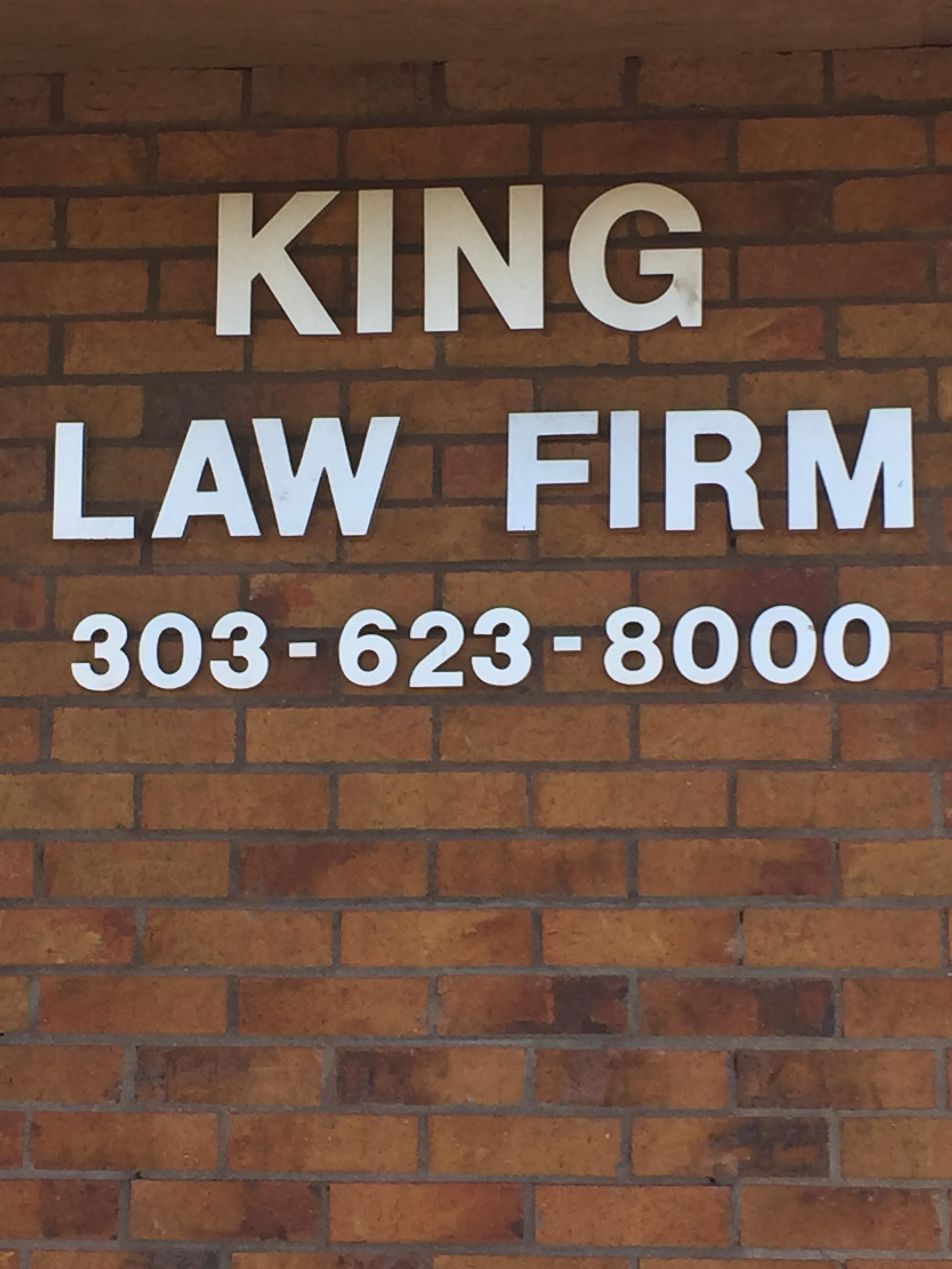 Welcome to King Law Firm