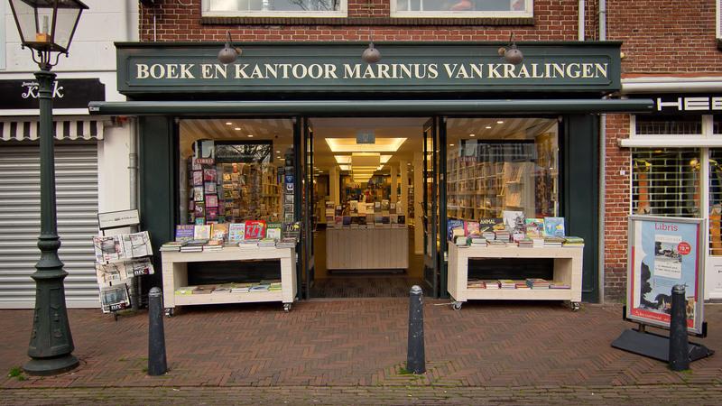 Kralingen Boek- en Kantoorvakhandel M van