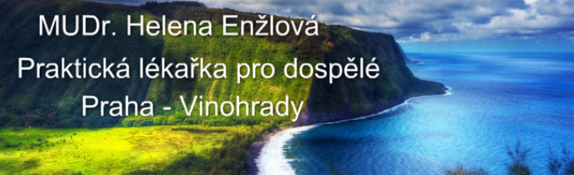 MUDr. Helena Enžlová