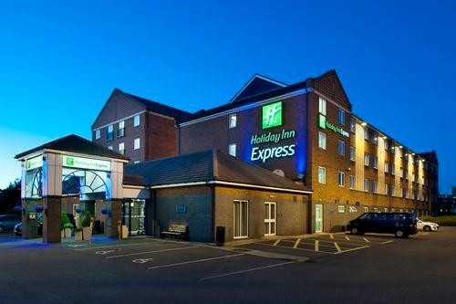 Holiday Inn Express Newcastle - Metro Centre