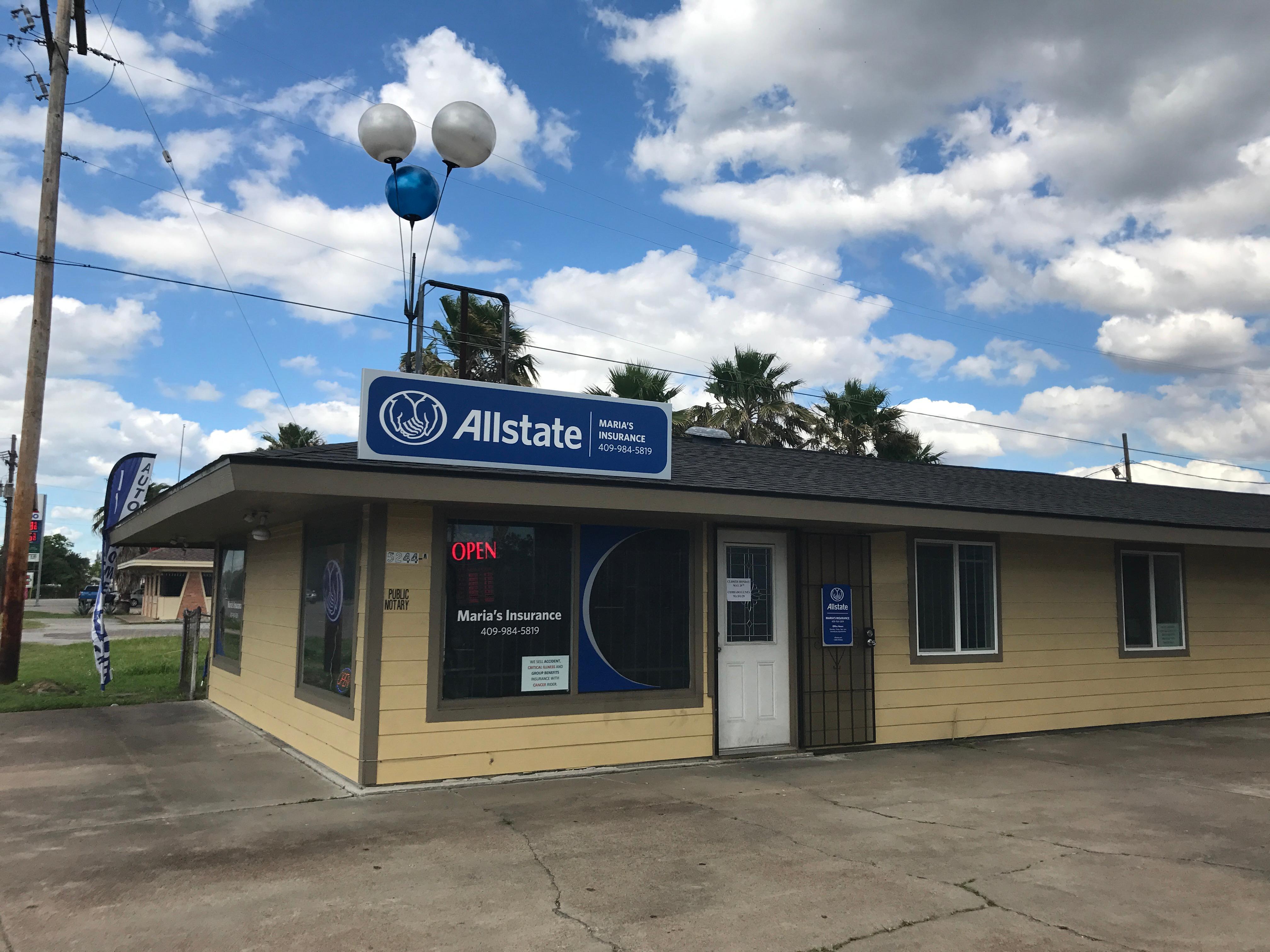 Allstate Insurance Agent Maria Flores Port Arthur Texas Tx