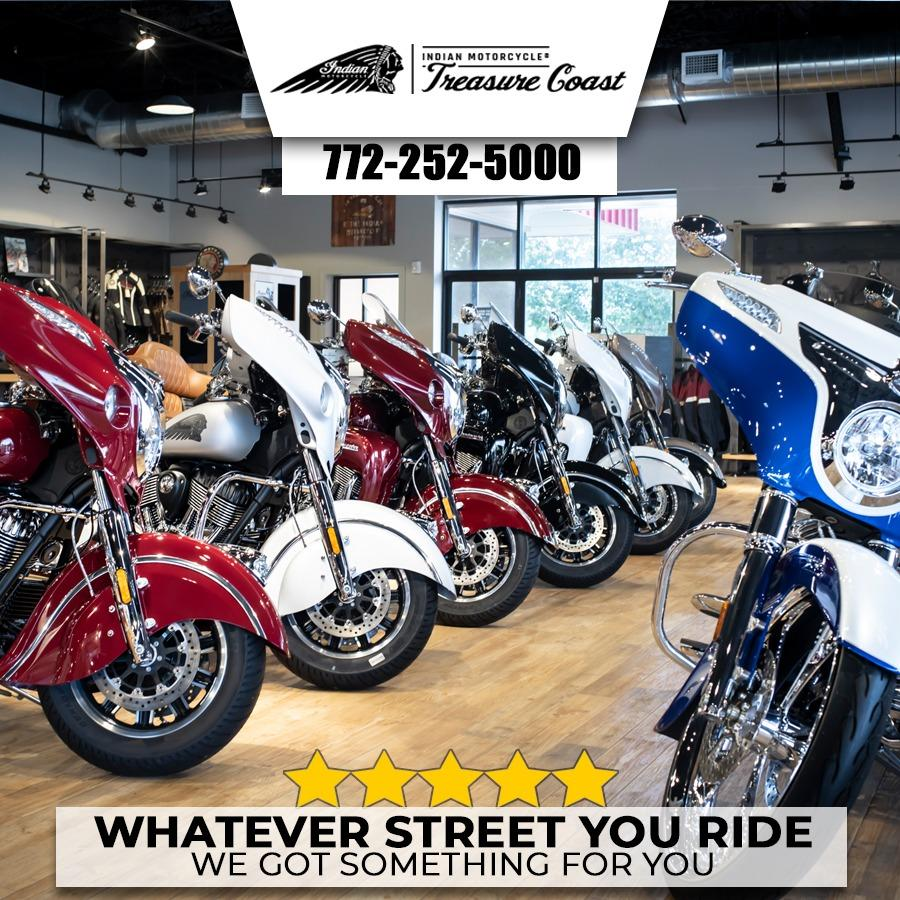 Indian Motorcycle Treasure Coast - Hobe Sound, FL, CA 33455 - (772)252-5000 | ShowMeLocal.com