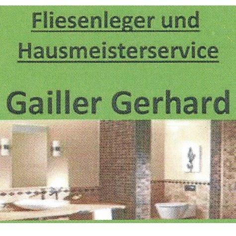 Bild zu Gerhard Gailler Fliesenleger und Hausmeisterservice in Raisting