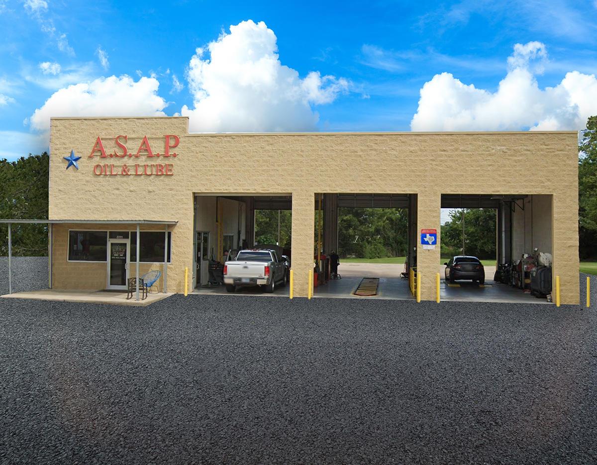 ASAP Oil & Lube Center
