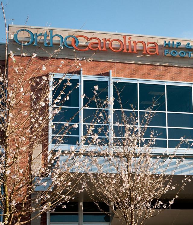 OrthoCarolina Hip & Knee Center