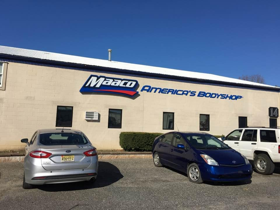 Maaco Collision Repair Auto Painting Windsor New Jersey