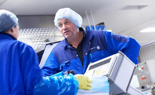 Visverwerkingsbedrijf Gebr Kramer BV
