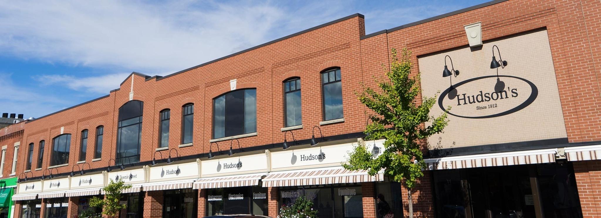 Hudson's Of Stratford Ltd