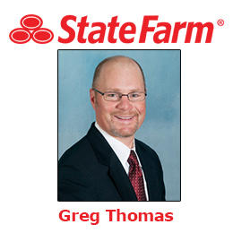Greg Thomas - State Farm Insurance Agent