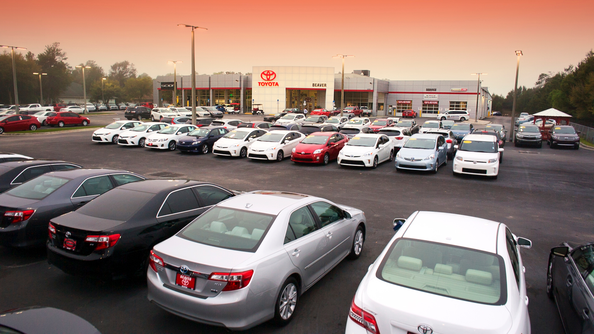 Toyota Dealership In Jacksonville Fl >> Beaver Toyota St Augustine Fl New And Used Car Dealer | Autos Post