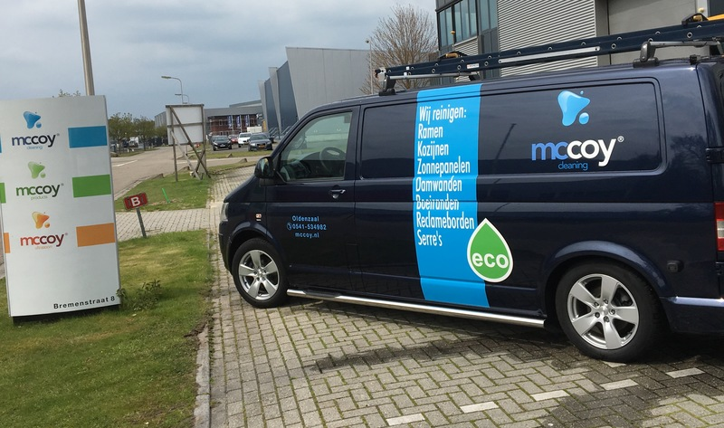 Mc Coy Cleaning & Mc Coy Cleaning Products