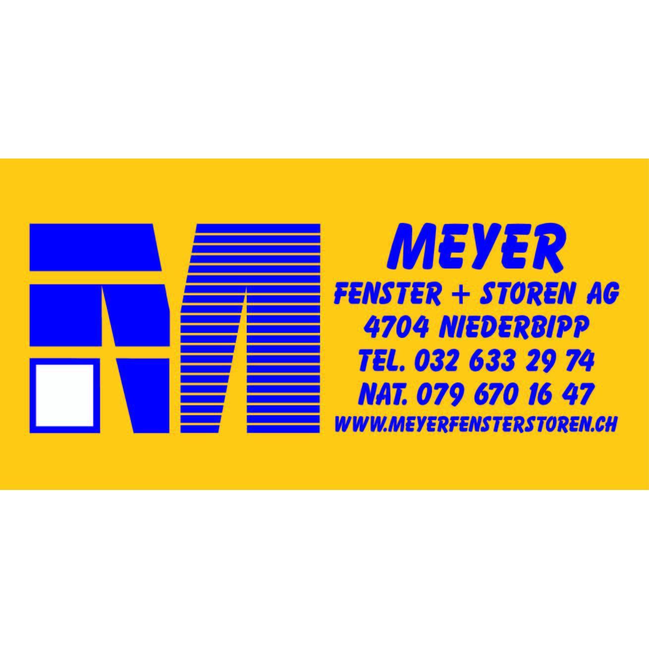 Meyer Fenster + Storen AG