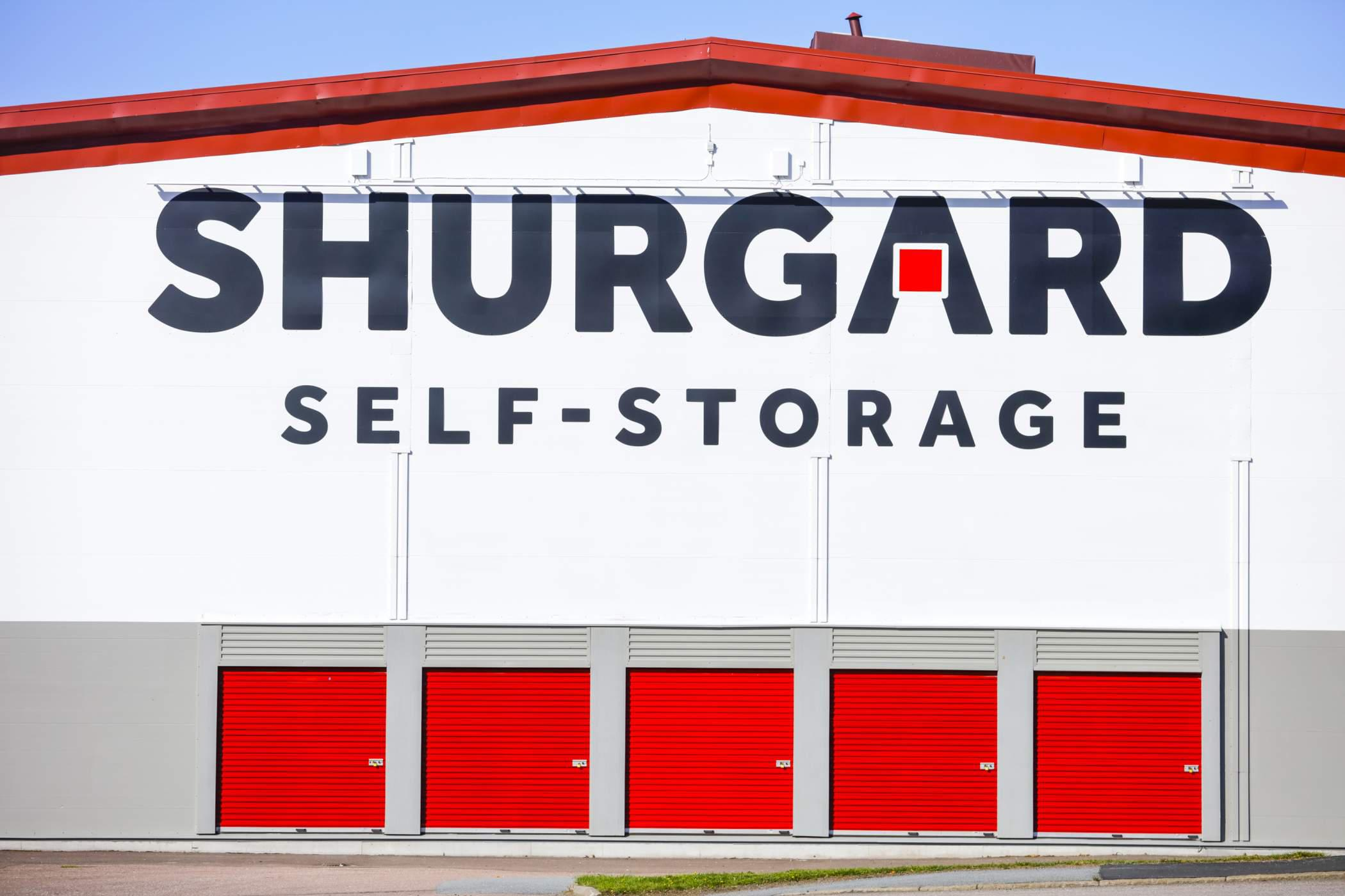 Shurgard Self-Storage Högsbo