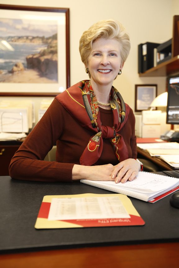 Photo of Jeanie Walls Knigin - Morgan Stanley